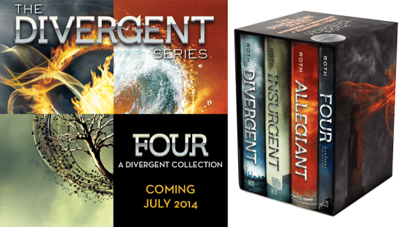 Divergent-Series-Ultimate-Four-Book-Box-Set