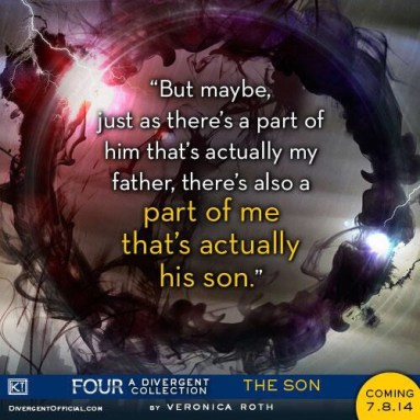 Four Teaser Quote #9