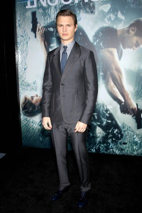 US Premiere of Summit EntertainmentÕs THE DIVERGENT SERIES: INSURGENT in New York City on March 16, 2015. Presented by Samsung Galaxy and Adidas Boost