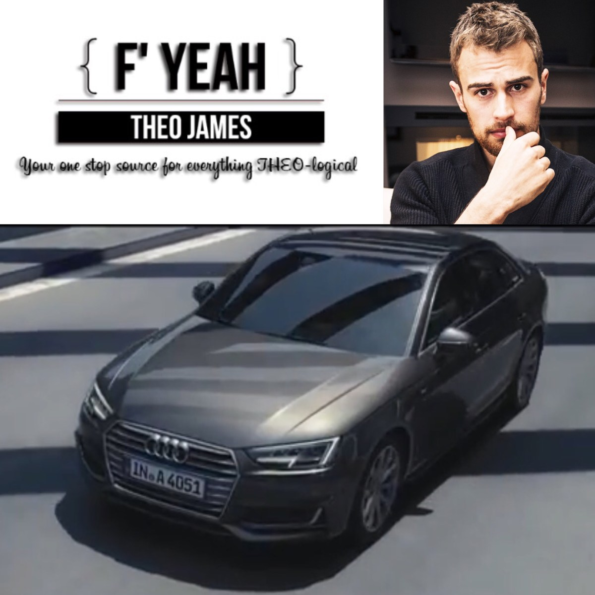 New Audi A6 Ultra Commercial Featuring Theo James Voiceover F