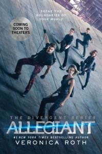 Allegiant Movie tie-in