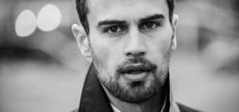 Theo James – I find social media very self-centered