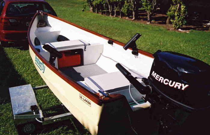 Little Laker Fyne Boat Kits