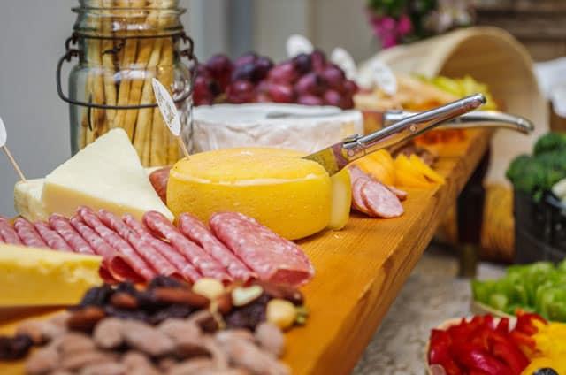 cheese-display