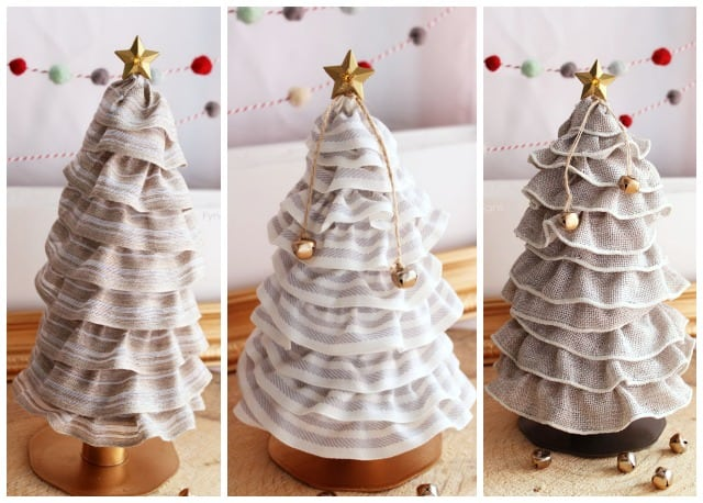 99¢ Christmas Tree Cones. You HAVE to see this idea. You'll be ah-mazed how ridiculously easy this is!