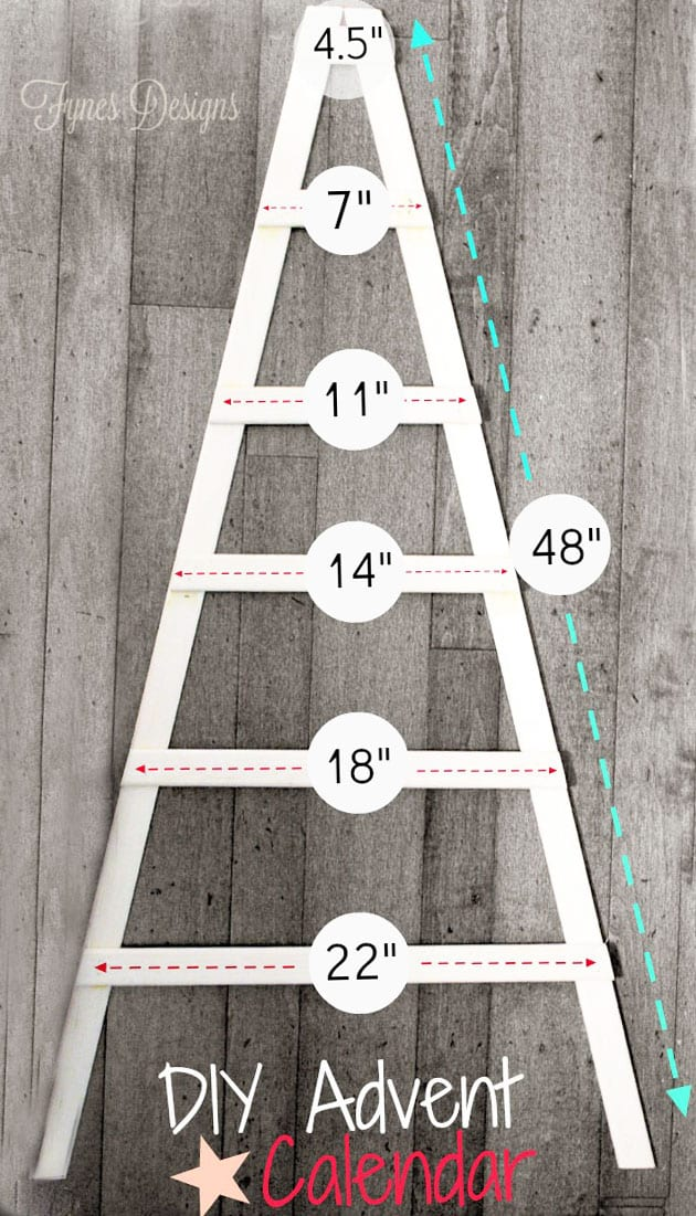 Moustrap DIY advent calendar or Christmas card holder