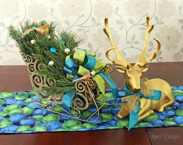 reindeer-centerpiece