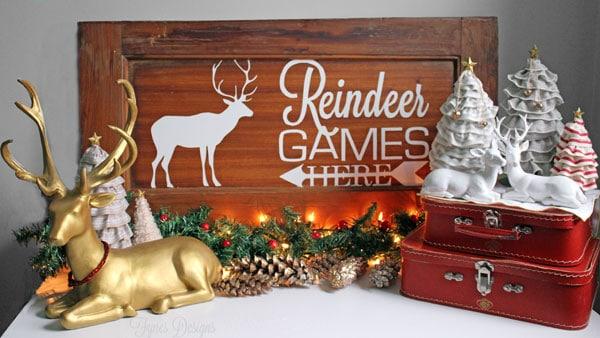 reindeer-sign