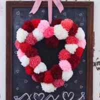 How To Make a Heart Shaped Wreath