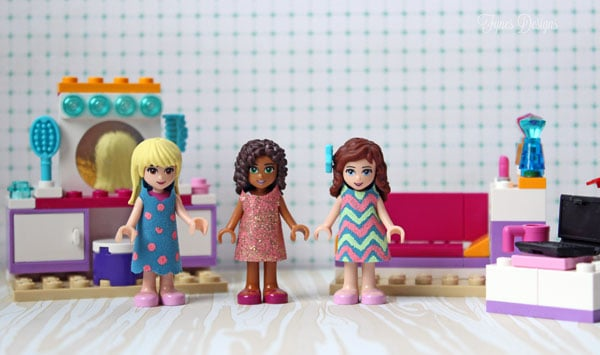 Lego Friends dresses *Free Template*