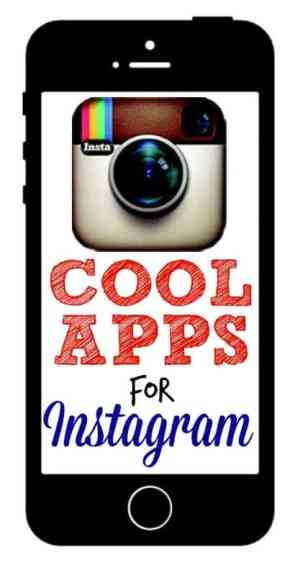 Great apps to use with Instagram