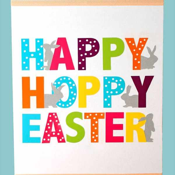 Easy Easter Canvas