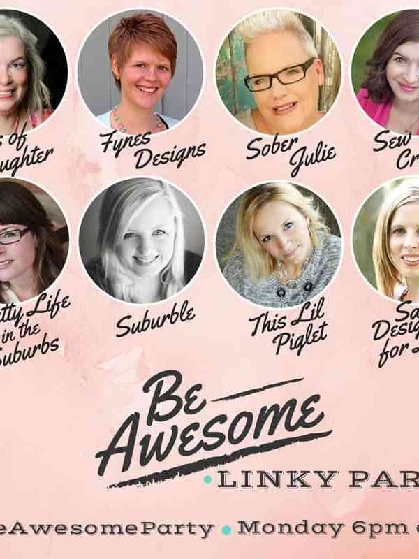 Be Awesome Linky Party no. 10