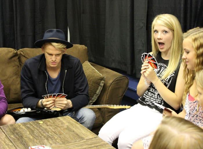 Cody Simpson #UNOAnytime