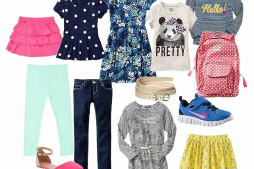 Back to school shopping with RBC Rewards points