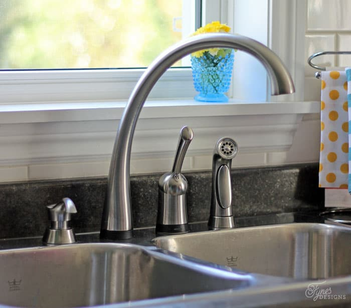 New Delta Touch H2O Faucet