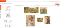 Make an Easy Gallery Wall with Shutterfly Design-A-Wall ...