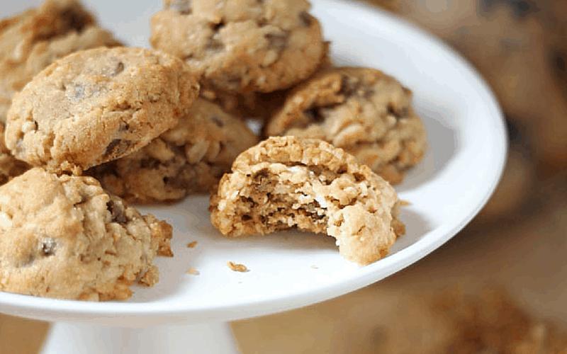 Super yummy very chocolaty chip cookies
