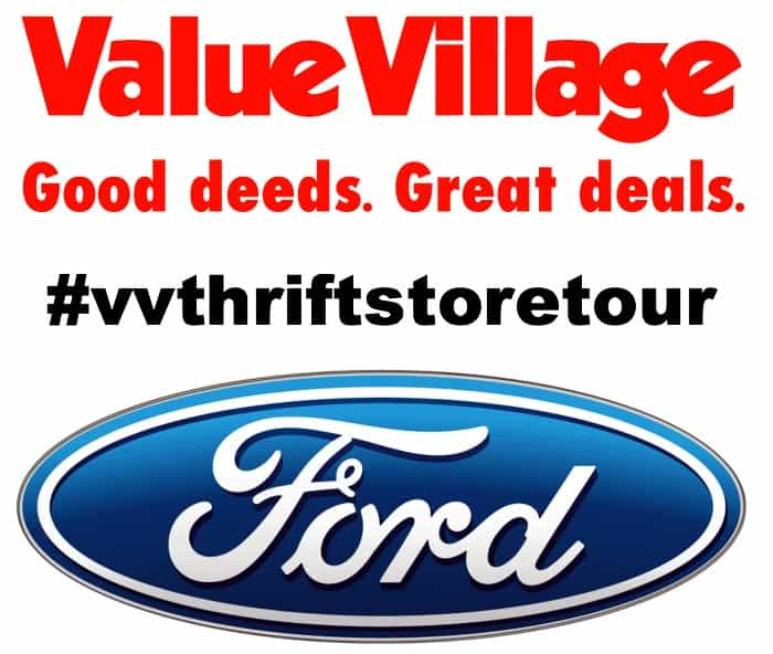 Value Village and Ford Thrift Store Tour