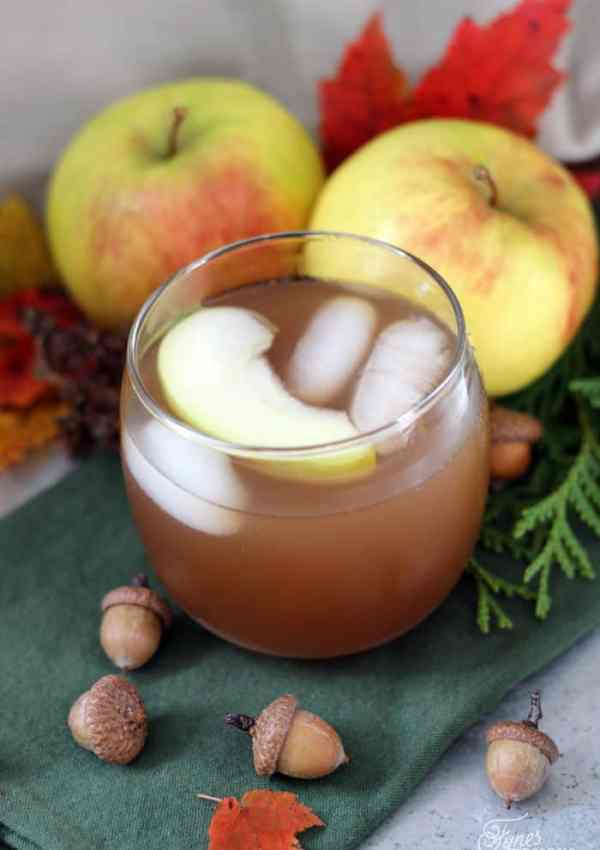 Fall Favorite- Apple Cider Punch and Giveaway