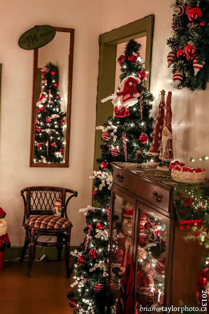 Country Christmas House Tour  FYNES DESIGNS  FYNES DESIGNS