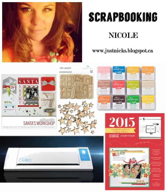 Scrapbooking gift ideas