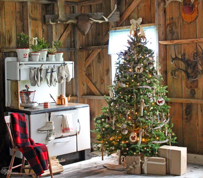 woodland-christmas-tree