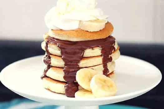20 ways to turn store bought pancake mix into the perfect pancake