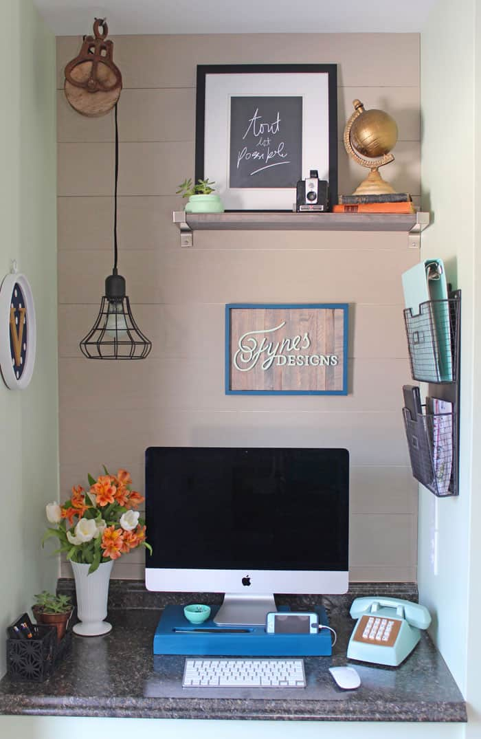 home office makeovers. Small Home Office Makeover Home Makeovers