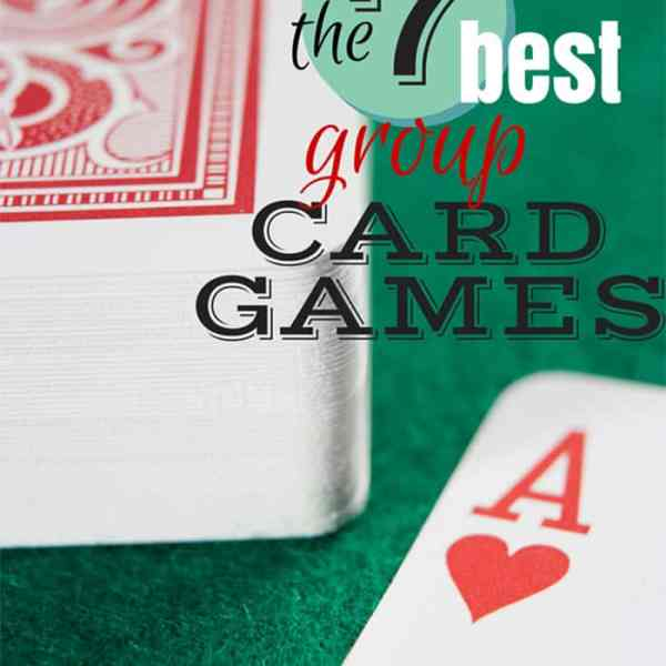 Best Group Card Games featured by top US life and style blog, Fynes Designs: Great card games for a crowd