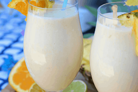 tropical blender drinks made easy