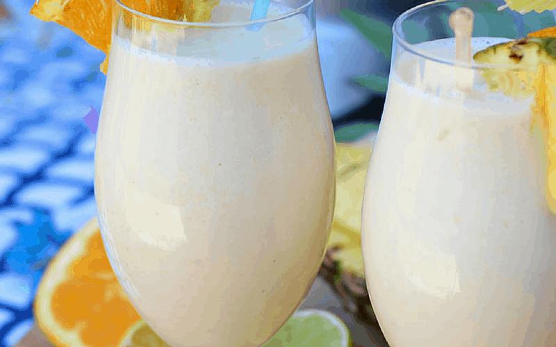 tropical blender drinks made easy