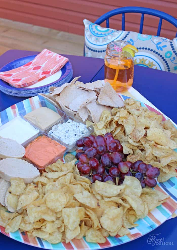 Whip up a party platter in minutes- How to host a BBQ on the fly
