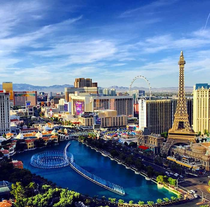 Las Vegas from @ronhartly99