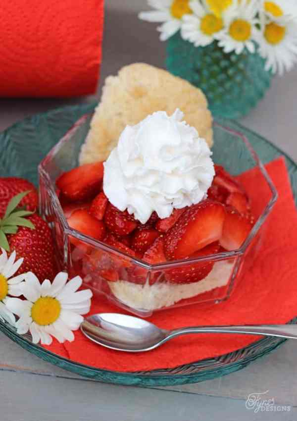 Weight Watchers Strawberry Shortcake Recipe