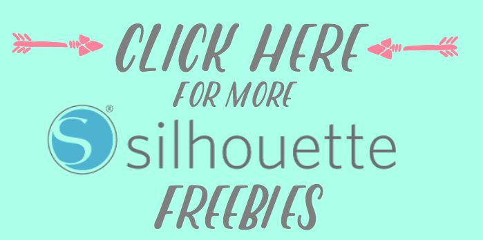 Get silhouette cut file freebies