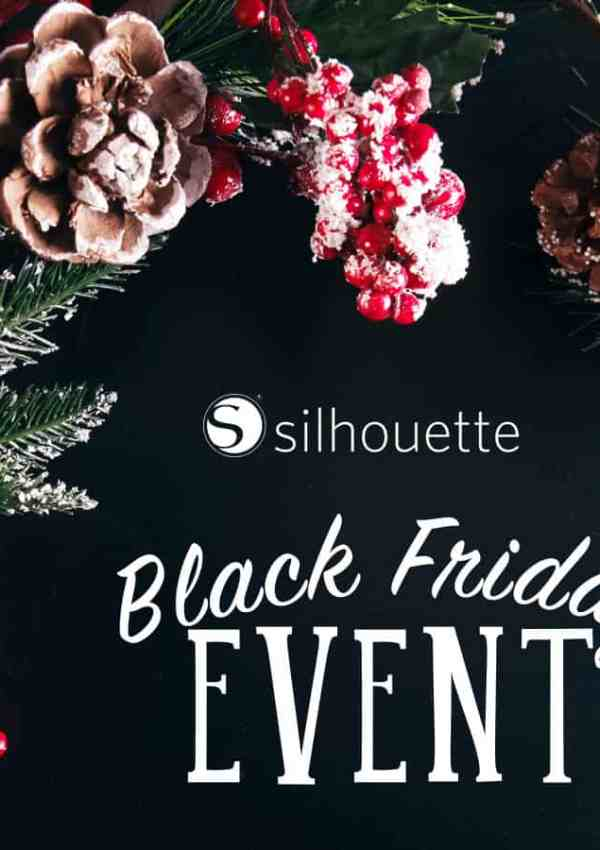 Silhouette Black Friday Sales