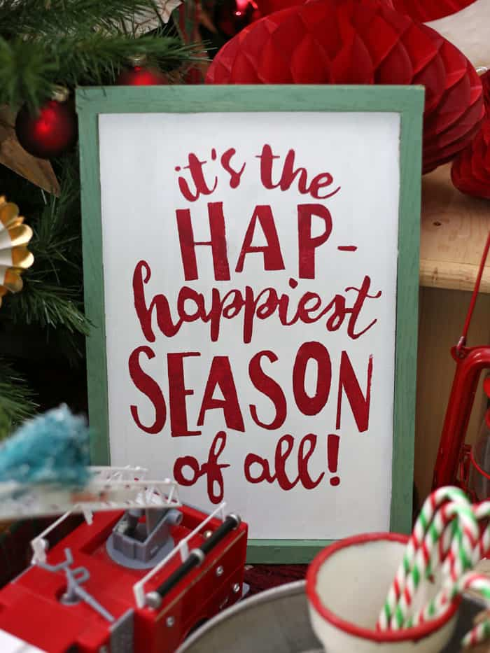 The Happiest Season of all!