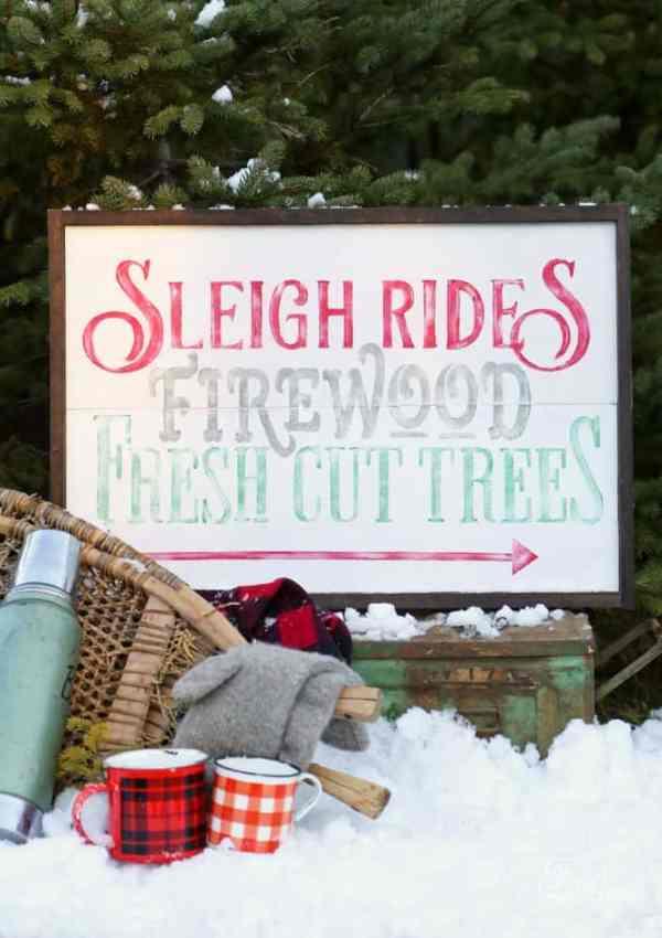 Free Christmas Silhouette Cut Files