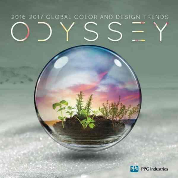 Global color trends workshop
