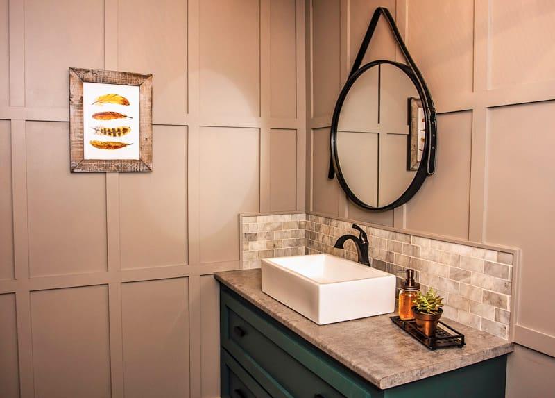 Restaurant Bathroom Makeover  Mens And Ladies Looks