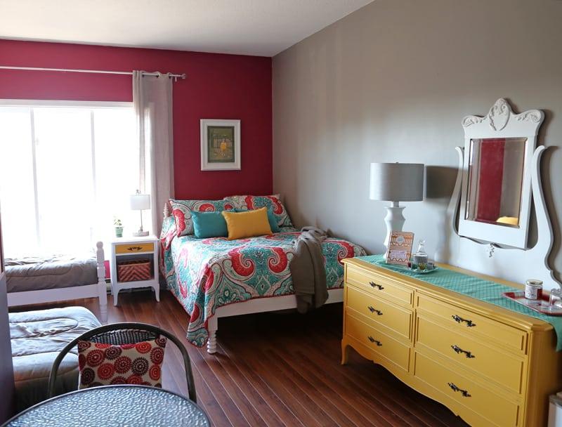 Airbnb Apartment Makeover Fynes Designs Fynes Designs