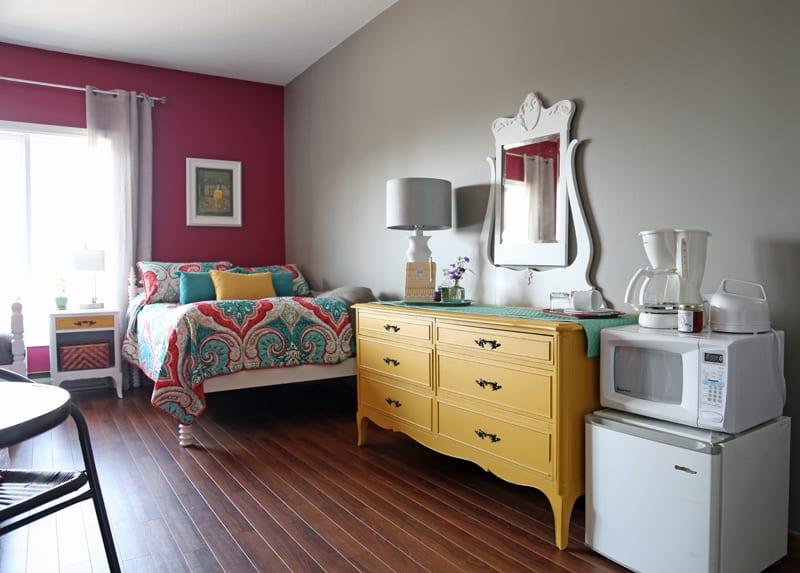 Airbnb rental apartment in Berwick, Nova Scotia
