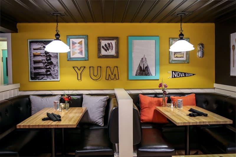The Union Street- Restaurant Reveal