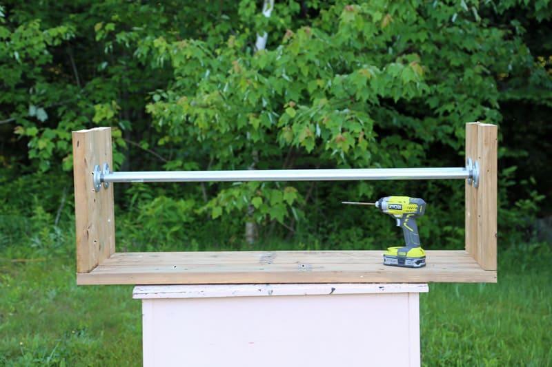Ryobi North- How to Build an Easy DIY Bench | FYNES DESIGNS
