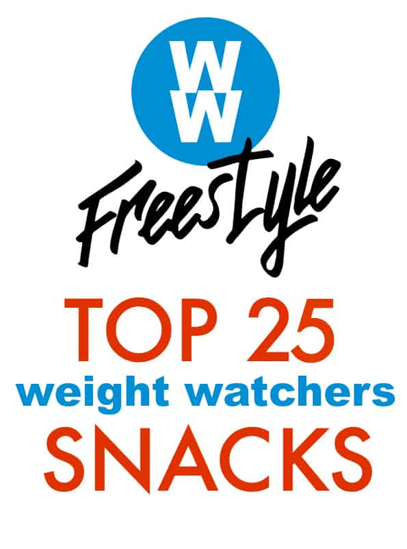 Low Point Weight Watchers snack ideas under 3 points