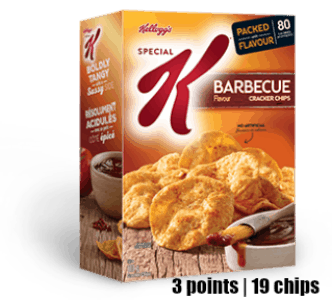 Low Point Weight Watchers snacks under 3 points featured by top US life and style blog, Fynes Designs: Kellogg's Special K crackers