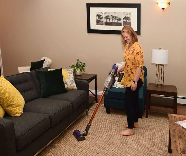 Dyson whole house clean
