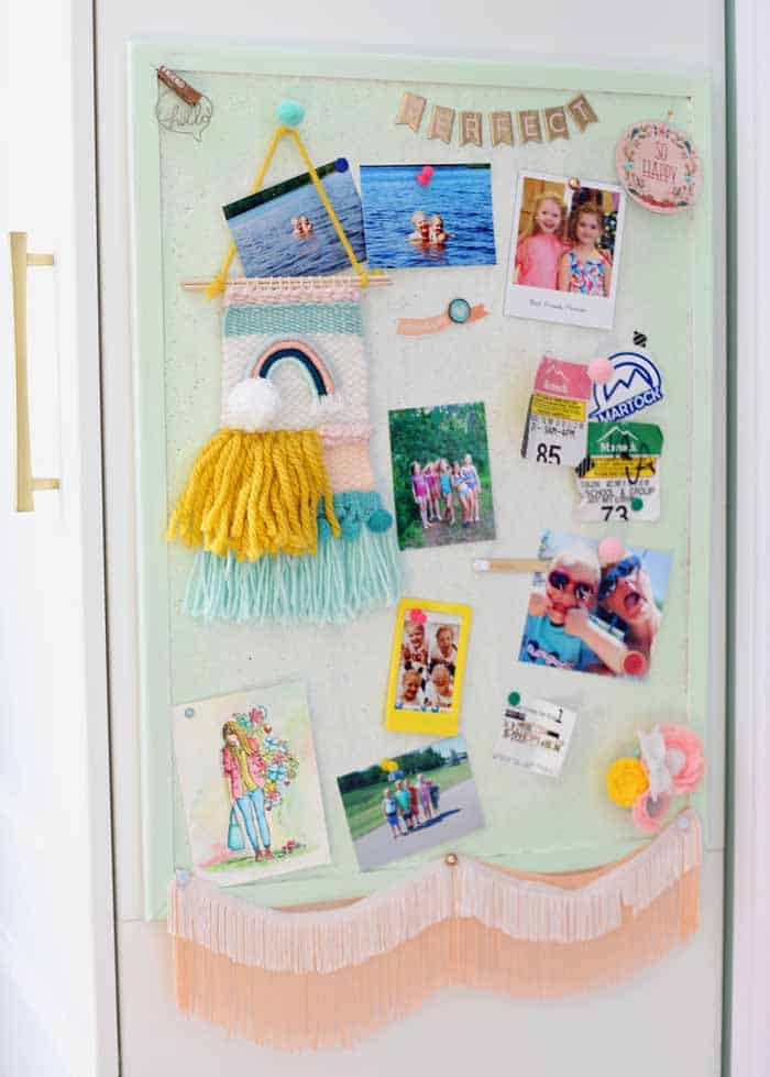 Top 10 Cheap Bedroom Decoration Ideas for Girls featured by top US DIY and interior design blog, Fynes Designs: tween girl bedroom ideas