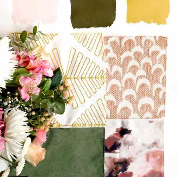 Maxwell Fabric Samples